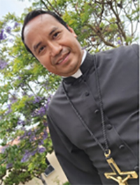 Fr. Victor Patricio-Silva, OMI